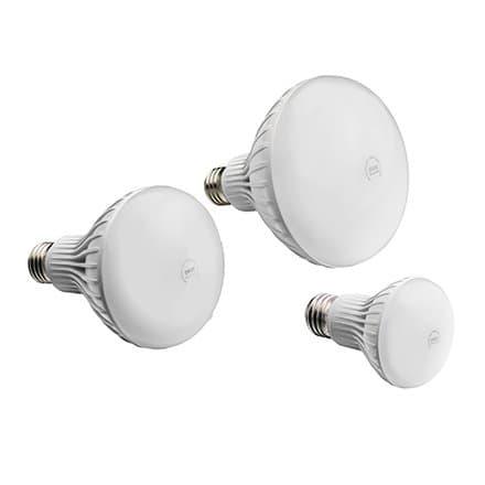 Forest Lighting 14w 4000K BR38 LED Floodlight, Dimmable, Energy Star