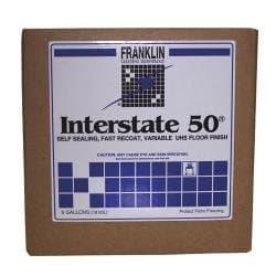 Franklin 5 Gallon Interstate 50 Floor Finish