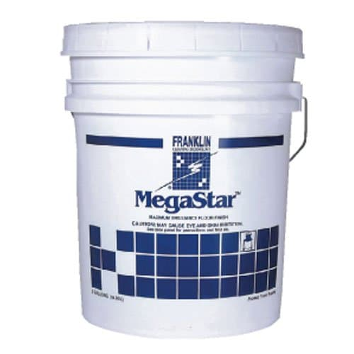 5 Gallon MegaStar Ultra-Fast Acrylic Floor Finish