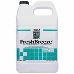 Franklin FreshBreeze Ultra-Concentrated Neutral pH Cleaner 1 Gal