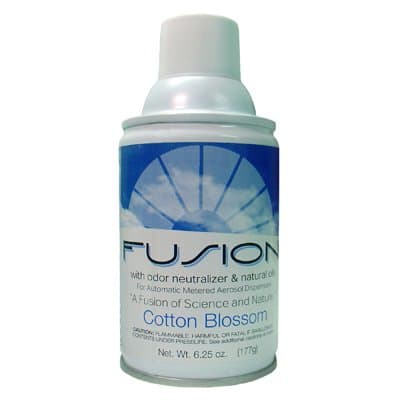 Cotton Blossom Scented, Aerosol Room Deodorizer
