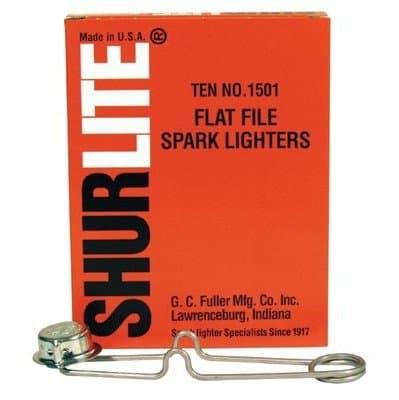 Shurlite Flat Lighter Spark Lighter
