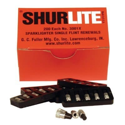 Shurlite 3001X Single Flint Renewal