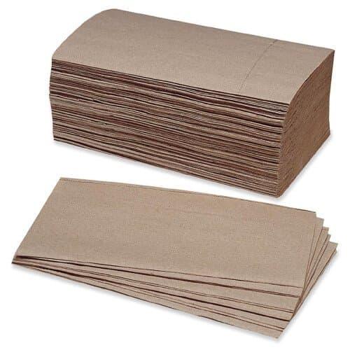 Single-Fold Paper Towels
