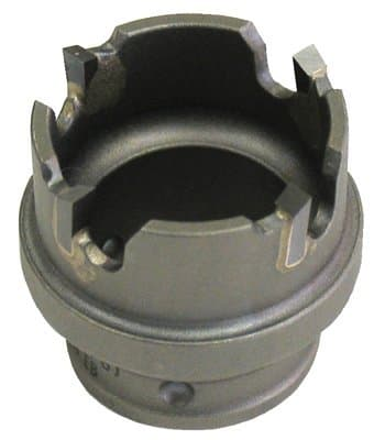 """Greenlee 7/8"""" Stainless Steel Quick Change Hole Cutter"""