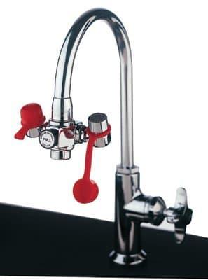 EyeSafe Faucet-Mounted Eye Washes
