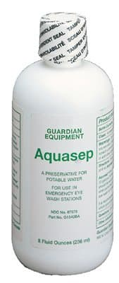 8-OZ. AquaGuard Gravity-Flow Eye Wash Refill