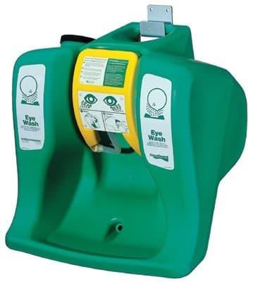 16-Gallon Aqua Guard Gravity Flow Eye Wash Station
