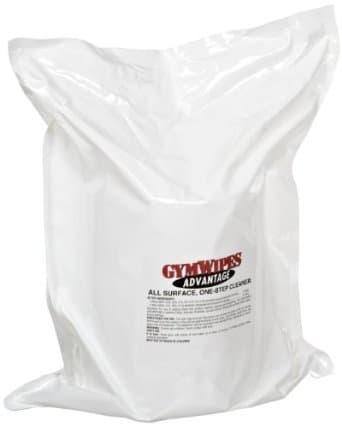 2XL Gym Wipes Advantage Formula Refill Bag, 4, 700 Ct