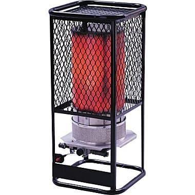 Heat Star Propane Portable Radiant Heater 125,000BTU/HR