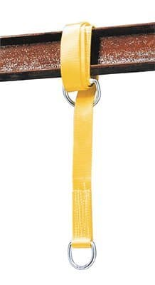 6' D-Ring Polyester Web Cross Arm Straps