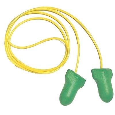 Max-Lite Low Pressure Corded Foam Ear Plugs