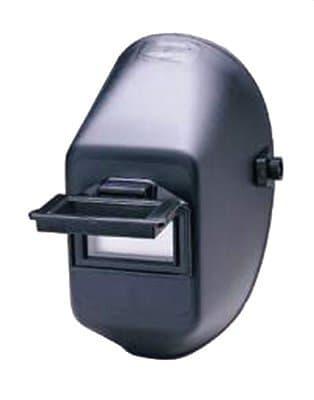 Huntsman Black Thermoplastic W10 930P Passive Welding Helmet