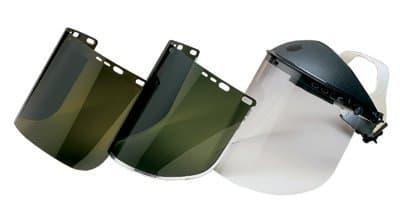 Huntsman F30 Acetate Special Face Shields