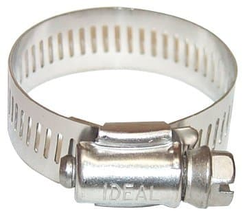 Ideal 1/2-in - 1 1/4-in 64 Series Worm Drive Clamp