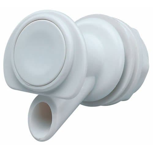 Igloo White Plastic Spigot