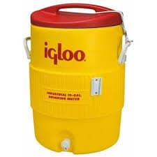 10 Gallon Industrial Water Cooler