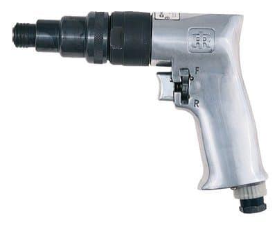 Ingersoll-Rand Pneumatic Screwdriver With Pistol Grip