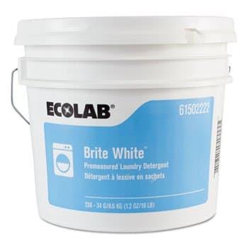 Johnson & Johnson Brite White Laundry Detergent