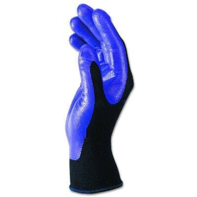 Purple, Extra Large #10 KLEENGUARD G40 Foam Coated Nitrile/Nylon Gloves-Pair