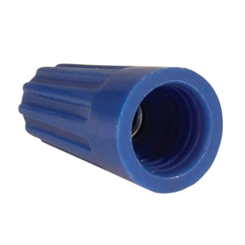 King Innovation Contractor Choice Blue Wire Connector, Pack of 100