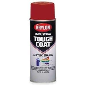 12 oz Tough Coat Acrylic Enamel OSHA Red