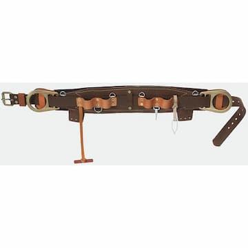 Semi-Floating Body Belt  Style No. 5266N 19D