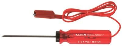 6-24 Volt Low Voltage Continuinty Tester