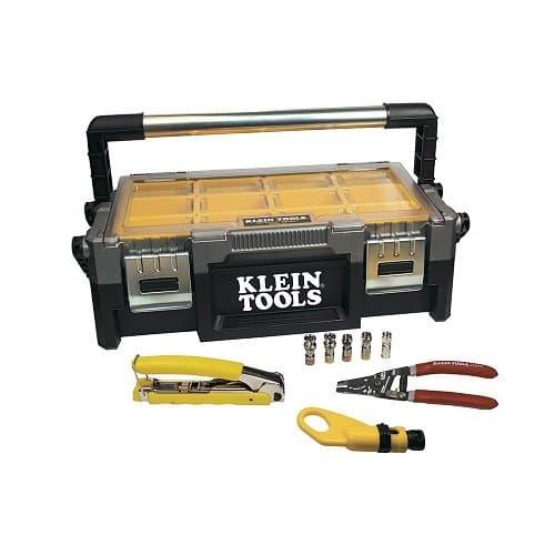 Klein Tools VDV ProTech Coaxial Kit