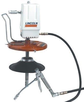Series 20 High Pressure Portable Grease Pump