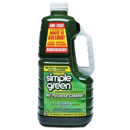 Simple Green Lemon Scented, Original All-Purpose Cleaner-32-oz