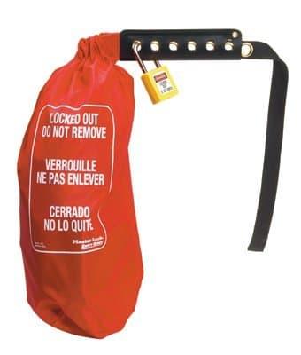 Master Lock Nylon Safety Series Plug & Control Cover