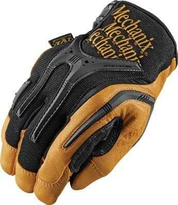 X-Large Spandex/Genuine Leather CG Heavy Duty Gloves