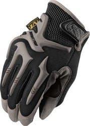 XL Black Impact Pro Gloves