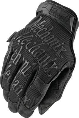 Medium Black Spandex/Synthetic Leather Original Gloves