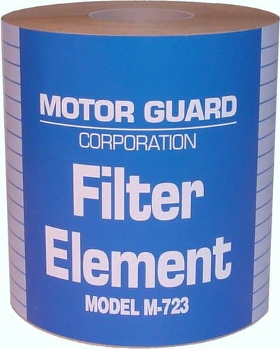 Motorguard M-723 Replacement Submicronic Filter Element