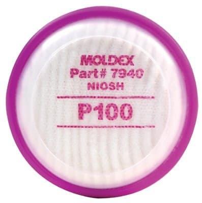 Moldex 7000 & 9000 Series Particulate Filter Accessories