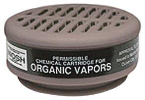 Moldex Organic 8000 Series Gas/Vapor Cartridge