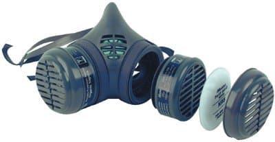 Moldex Medium 8000 Series Assembled Respirators