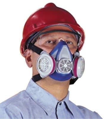 MSA Air Purifying Respirator Advantage 200 LS Facepiece