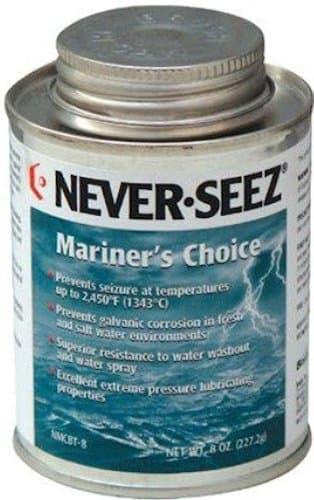Never Seez 8 oz Mariner's Choice Anti-Seize