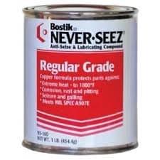 Never Seez 1 lb Regular Grade Compounds