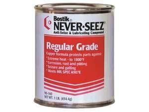 Never Seez 8 lb Regular Grade Compounds
