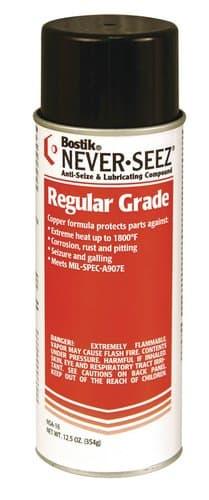 Never Seez 16 oz Aerosol Anti-Seize & Pressure Lubricant, Case of 12