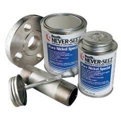 Never Seez 8 oz Can Pure Nickel Anti-Seize & Pressure Lubricant