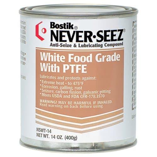 Never Seez 14 oz Food Grade Compound with PTFE