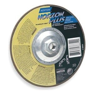 "4.5"" Diameter Type 27 Norzon Plus Cutting Wheel"