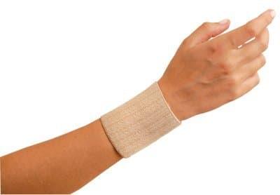 Regular Beige Wrist Assist w/Hook & Loop Closure