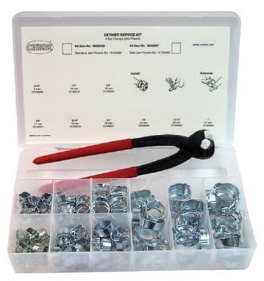 Clamp Service Kit