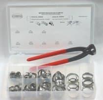 Oetiker Stepless Ear Clamp Kit
